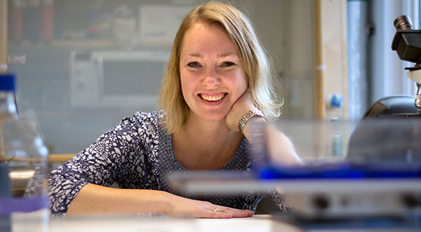 Helena Carén receives SEK ten million from the Swedish Research Council for her research on epigenome and its role in tumor development and tumor recurrence.