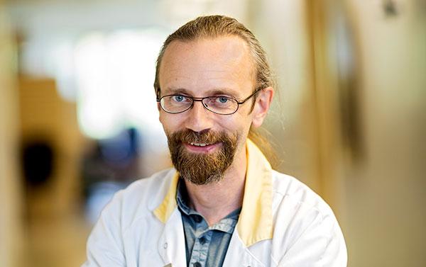 Henrik Zetterberg. foto: Johan Wingborg/GU
