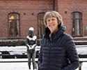 Karin Manhem – en favorit bland studenterna