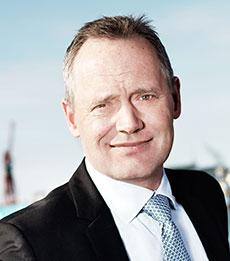 Patrik Andersson, vd Business Region Göteborg