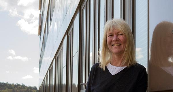Annika Ekestubbe, prefekt för institutionen för odontologi