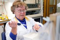 Nobelpris orsakade glädjetjut på Medicinareberget