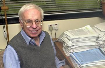 Tomas Lindah. Foto från The Francis Crick Institute.