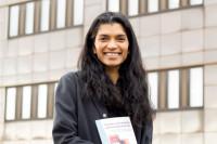 Gita Gales avhandling prisas av Sveriges Tandläkarförbund