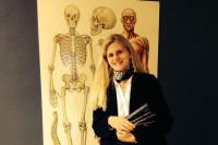 Biomedicinsk bibliotekarie ger boktips i radio
