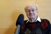 Nobel Laureate Arvid Carlsson guest in Akademiliv the podcast
