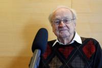Nobelpristagaren Arvid Carlsson gästar Akademilivs podcast