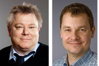 Tommy Martinsson och Jonas Nilsson utvalda till SciLifeLabs helgenomprojekt