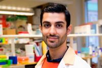 Läkarstudent får naturvetenskapligt forskarstipendium