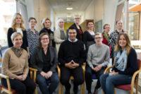 Regeringens valideringsdelegation besökte Sahlgrenska akademin