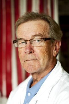 Professor Karl Swedberg (foto: Johan Wingborg/GU)