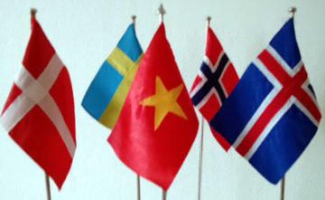 De nordiska länderna, samt Vietnam, var representerade i den senaste gruppen som utbildades till uroterapueter i Göteborg.