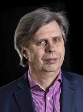 Bo Jacobsson. Foto: Johan Wingborg/GU.