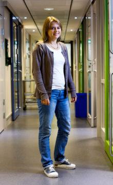 Karin Welén, forskare vid avdelningen för urologi.
