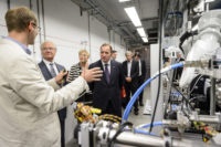 A great day for Swedish research – Max IV inaugurated
