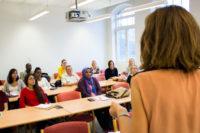 Upprop för nya masterprogrammet i global hälsa