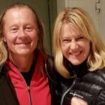 Maria Frånlund och Ralph Peeker nöjda med sin insats i Swimrun-VM
