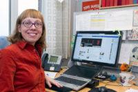 Jeanette Tenggren Durkan nominerad till kommunikationspriset Megafonen