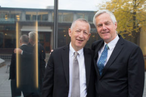 Paul Blanc och Kjell Torén