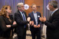 Världsledande arrangör av kongresser planerar framtiden i Göteborg