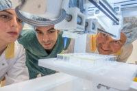 3D-bioprintade mänskliga broskceller går att inplantera