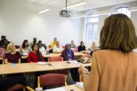 Dubbelt så många internationella studenter vill läsa folkhälsovetenskap på mastersnivå