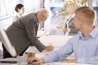 Tidig avstämning avgörande för jobb på äldre dagar
