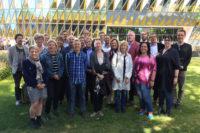 Sahlgrenska Life visited Karolinska – Akademiliv's editor reports