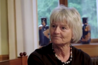 Eleven years in eleven minutes – retirement interview with Vice-Chancellor Pam Fredman (in Swedish)