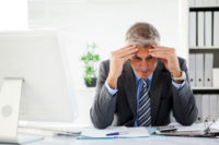 Severe stress behind self-perceived memory problems