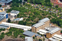 The Faculty of Science continues with new building at Medicinareberget