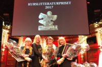 Helle Wijk and her co-editors received prestigious prize