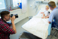 Gender photographer provides new views of working as a nurse
