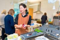 Soppa på sopa – EPSO festade på räddad mat
