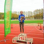 Karin Schön slog svenskt maratonrekord