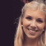 Olivia Ceder är årets tandläkarstudent i Göteborg