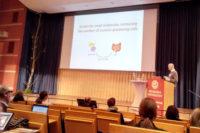 Charlotta Olofsson: Diabetesmöte i ett vitt Göteborg