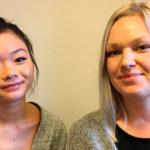 Sjuksköterskestudenter gör exjobb på SU:s vårdavdelningar