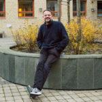 Möjliga kliniska samarbeten lockade David Bryder till Göteborg