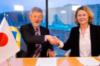 More in-depth collaboration between Sahlgrenska Academy and Kyushu University