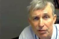 Lars Hagberg informerar om mässling