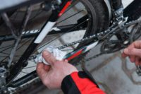 Get your bike fixed at Medicinareberget – staff pay SEK 395 for a full service