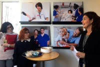 The nurse, then and now – a new exhibition at the Institute of Health and Care Sciences
