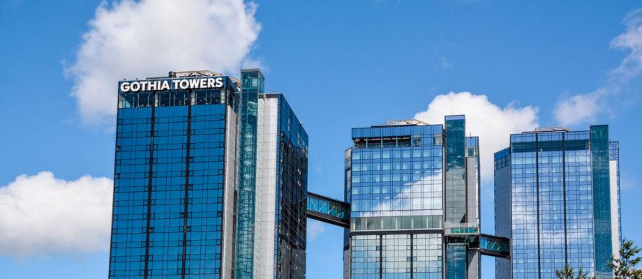 Gothia Towers, Svenska Mässan