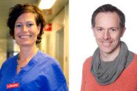 Seniora forskarbidrag från Cancerfonden till Eva Angenete och Fredrik Bergh Thoren