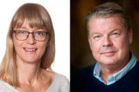 Sven och Marianne tar över ledningen för välskött institution