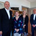 Lyckat besök från tyska University of Applied Sciences Weingarten