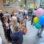 Lundberglaboratoriet för njurforskning högtidligt invigt