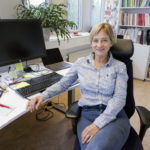 Ann Wennerberg is the new assistant dean for internationalization and collaboration