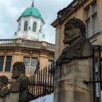 Rapport från ett akademiskt besök i Oxford, i maj 2017